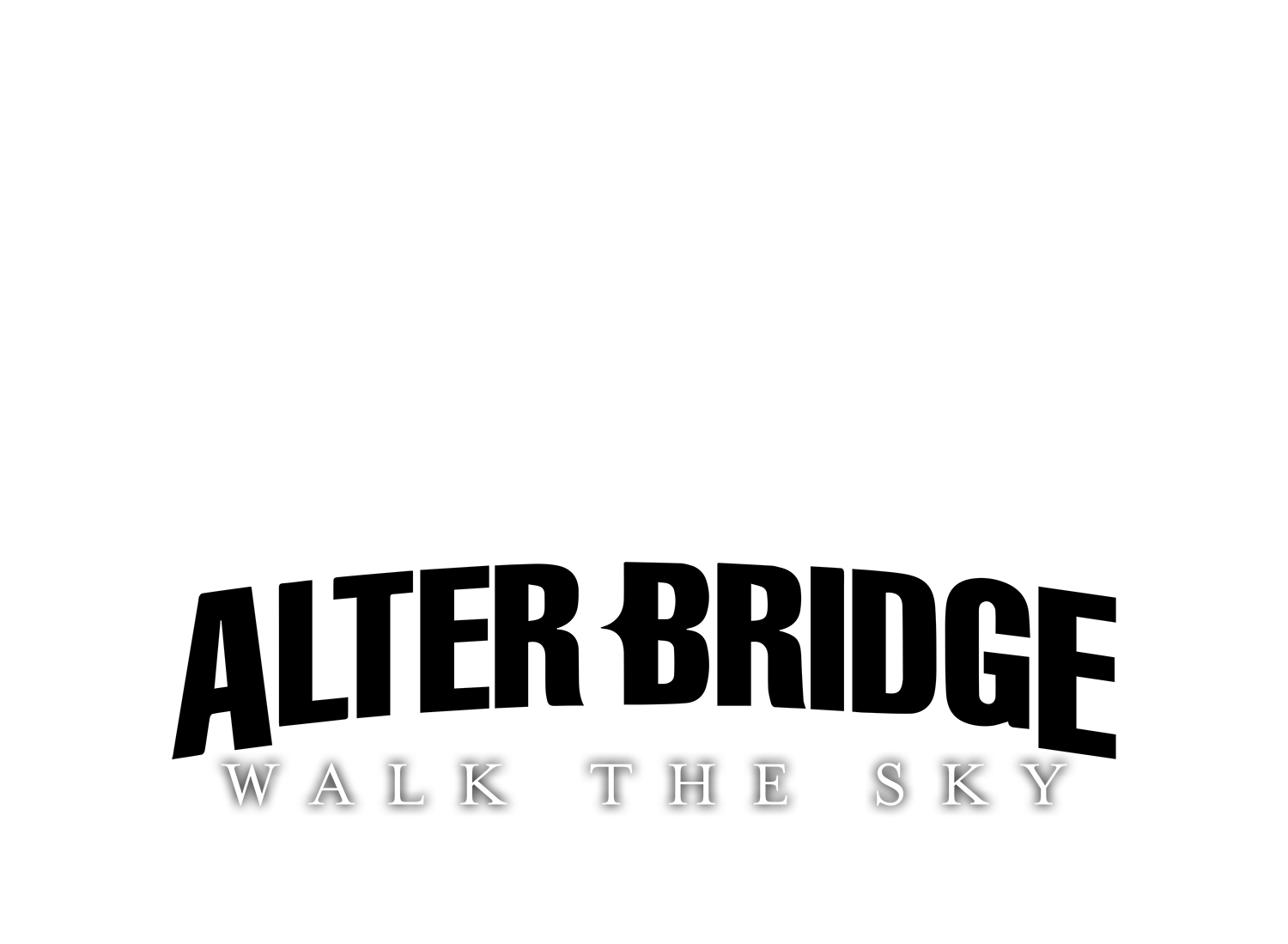 Alter bridge walk the sky logo